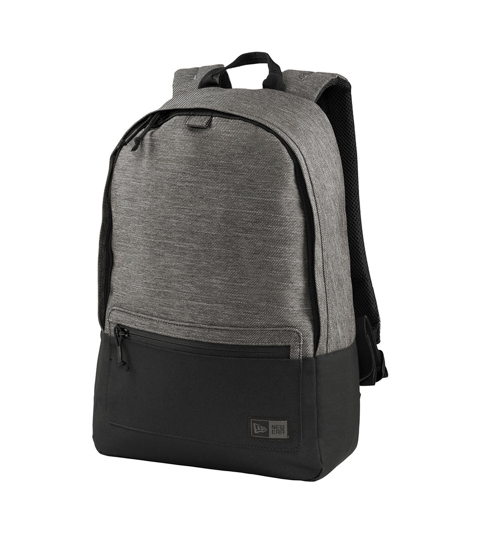 Black Legacy Backpack Flat Front