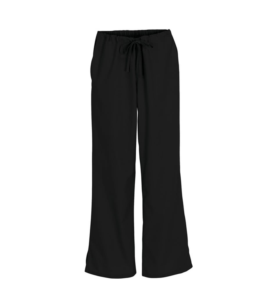 Black Women's Scrub Pants